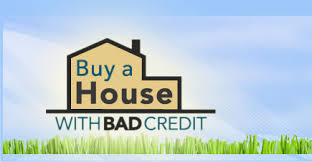 How Buying A House With Bad Credit Can Work