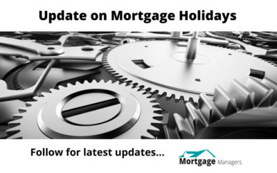 Updates On Mortgage Holidays