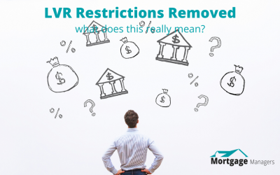 Some Relief Ahead With LVR Restrictions Removed