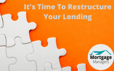 Property Investors Know It's A Good Time To Restructure Lending